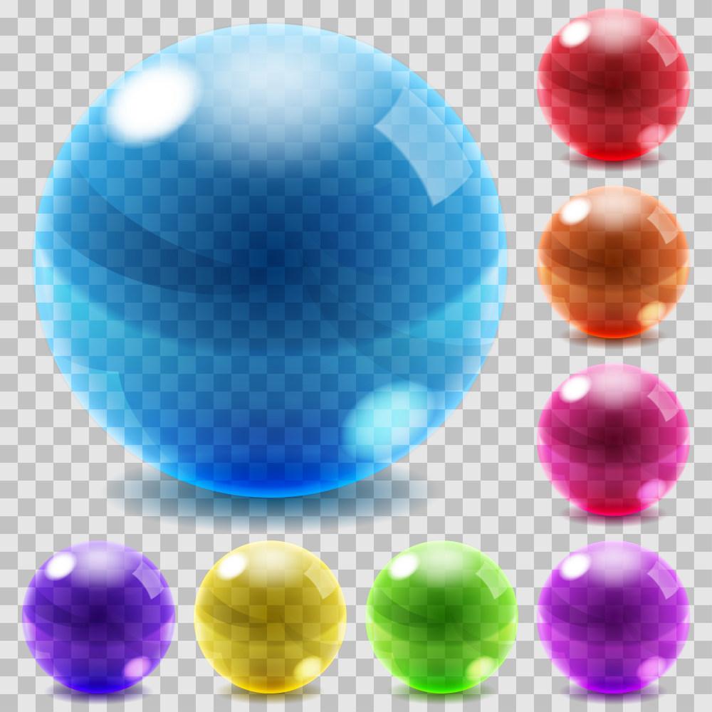 图形图案纹样 图案素材 透明水滴泡泡素材  搜索              加载中