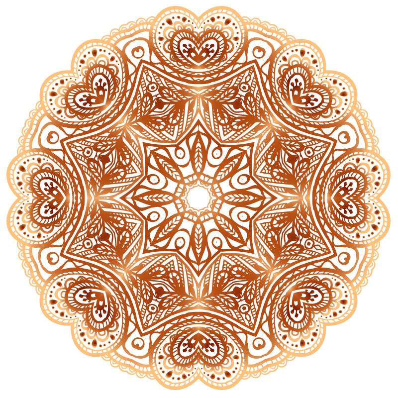 平面/广告 图形图案纹样 图案素材 圆形花纹素材套图  欧式花纹素材