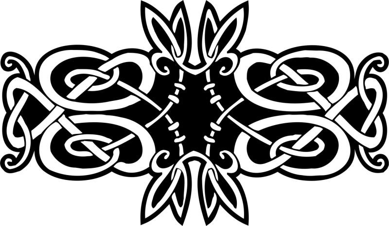 黑白花纹贴图精品贴图素材欧式黑白花纹复古黑白花纹黑白花纹矢量图