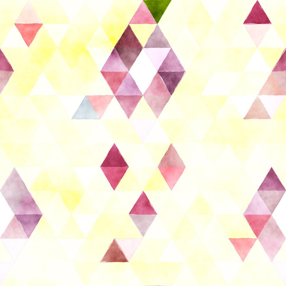 三角形几何背景底纹矢量素材