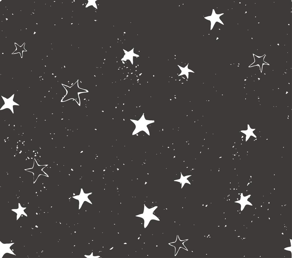 平面/广告 图形图案纹样 背景底纹素材 黑白五角星碎花背景五角星背景