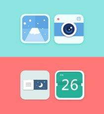 App图标矢量icon设计素材app图标矢量icon模板app图标矢量icon矢量素材