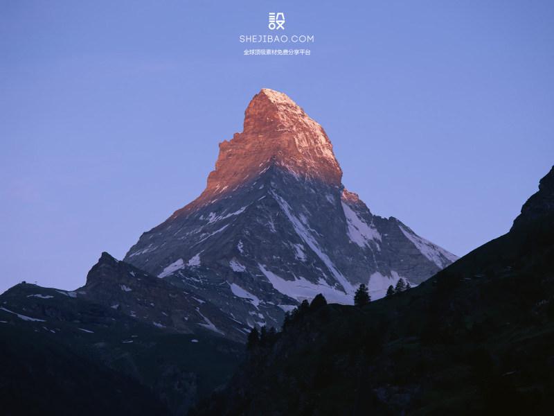 瑞士�L景⊙背景�D