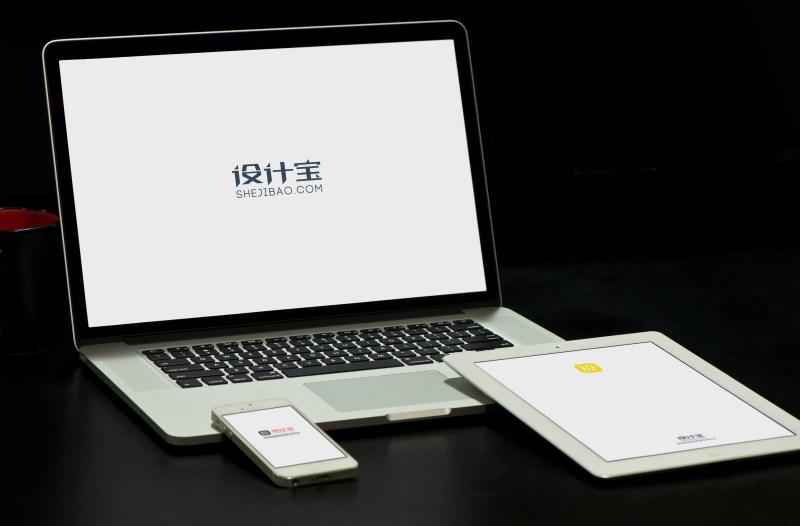 手机平板电脑ui样机