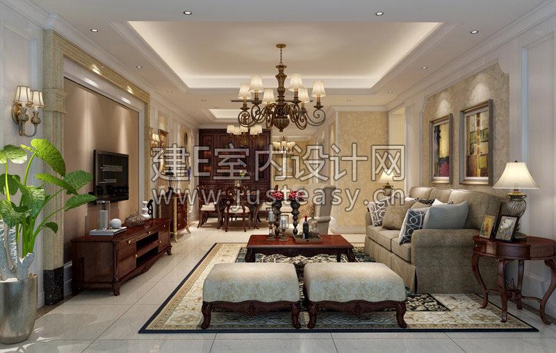 室內裝修 裝修設計 原創設計 室內裝潢設計 室內場景模型 客廳模型
