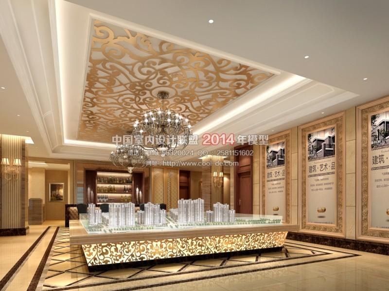 室内装修 装修设计 室内装潢设计贴图 素材 室内装饰 售楼处 欧式风格
