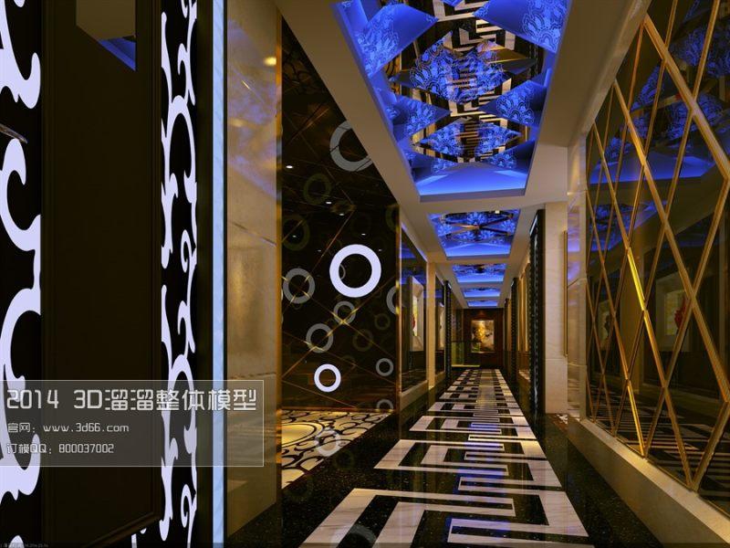 室内装修 装修设计 室内装潢设计贴图 素材 室内装饰 工装模型 会所
