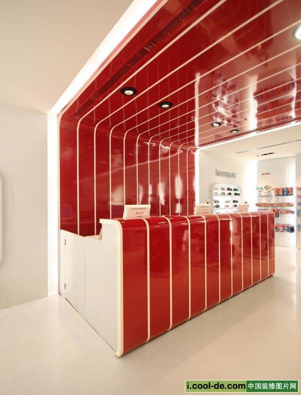 圣保罗centauro概念商店设计现代风格室内设计实景图