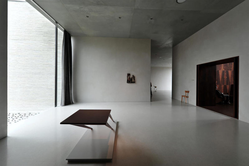 德国科隆——科隆博物馆 建筑室内设计实景图