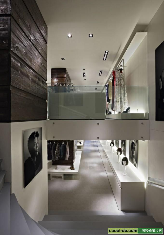 原创设计 室内装潢设计 休闲 现代 个性 商业空间 店铺设计 展厅 空间