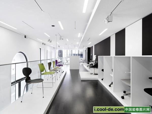 室內裝潢設計 休閑 現代 個性 商業空間 店鋪設計 展廳 空間結構 流線