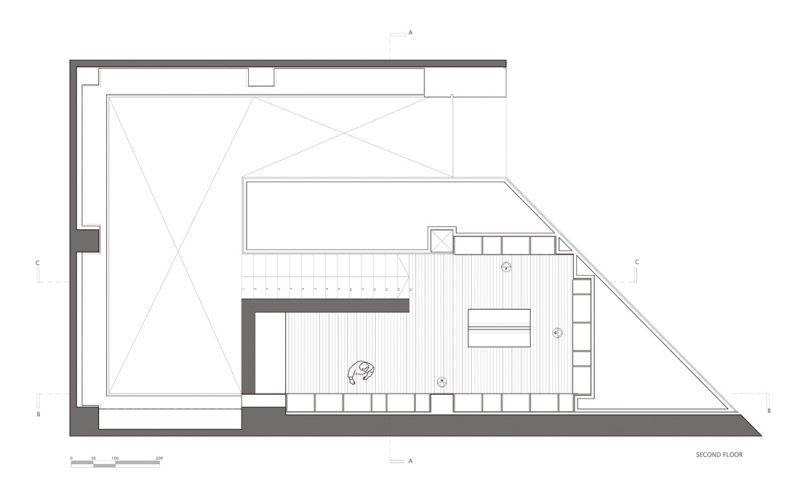 室内装潢设计 休闲 现代 个性 商业空间 店铺设计 展厅 空间结构 流线