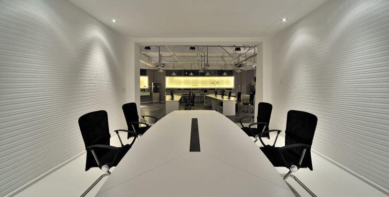 源创地办公空间设计实景图