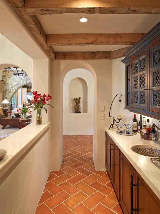 美式风格别墅室内住宅设计实景图