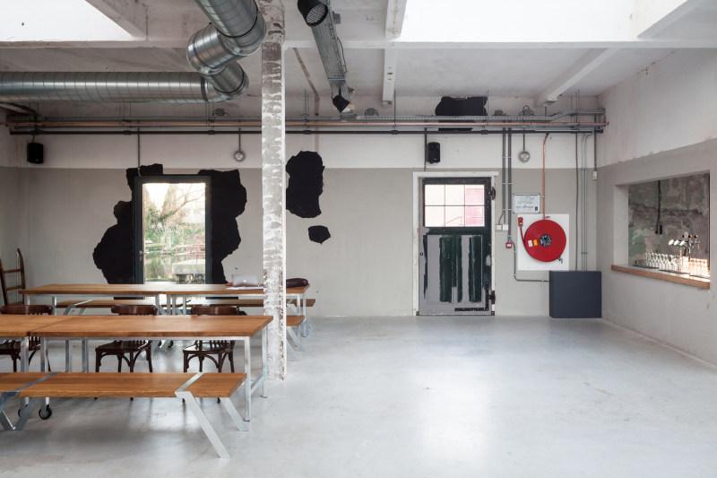 工业风格 工业风格画廊室内设计效果图  室内设计室内装修装修设计