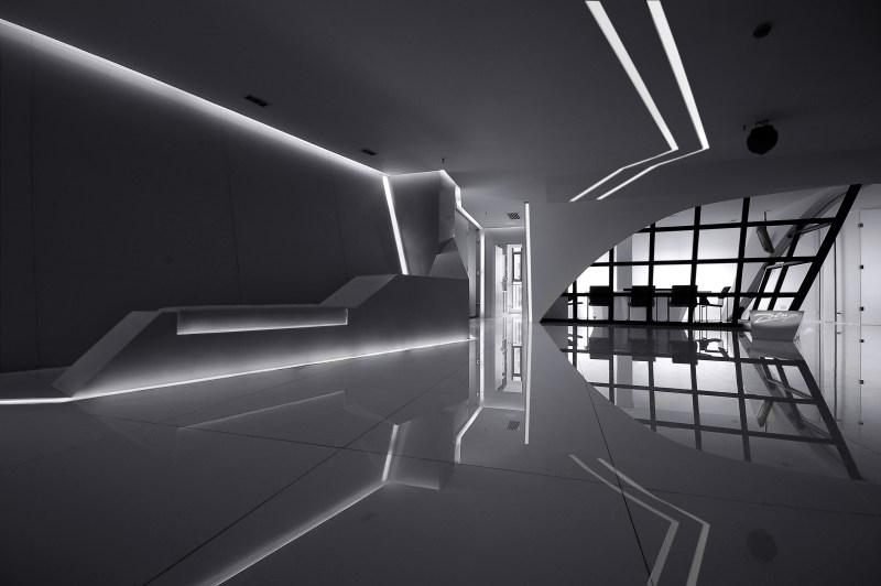 室内设计 室内装修 装修设计 原创设计 室内装潢设计 展厅 空间结构