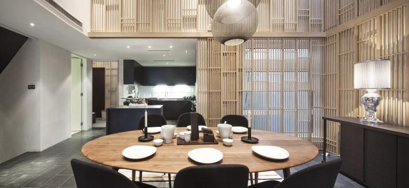 vanke lanshan工业风格室内设计实景图
