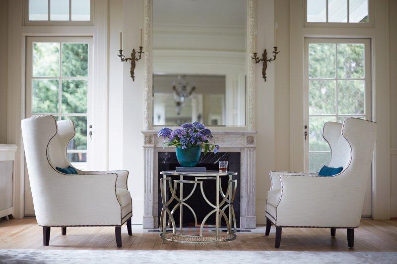 高清國外美式風格家具場景室內住宅設計實景圖