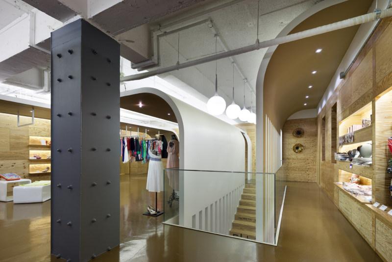 danuri kangnam store hyunjoon yoo architects展览展示空间室内设计图片