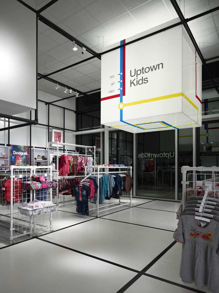 店铺设计 商场 销售中心 展厅 休闲 空间结构 流线 工业风 自由 个性