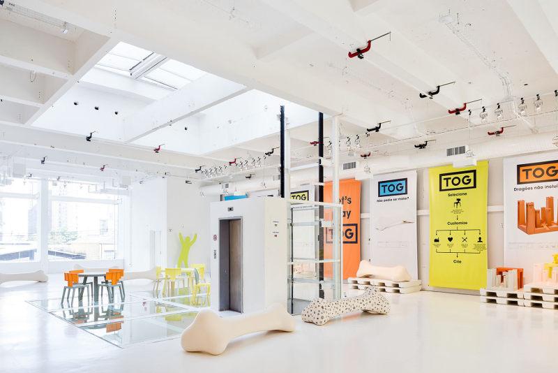 室内装潢设计 商业空间 店铺设计 商场 销售中心 展厅 休闲 空间结构