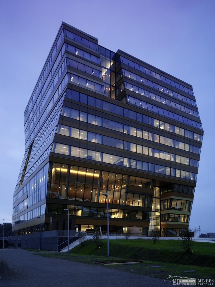 室内 办公空间装修 现代风格 荷兰cie 公司建筑办公室 办公空间设计