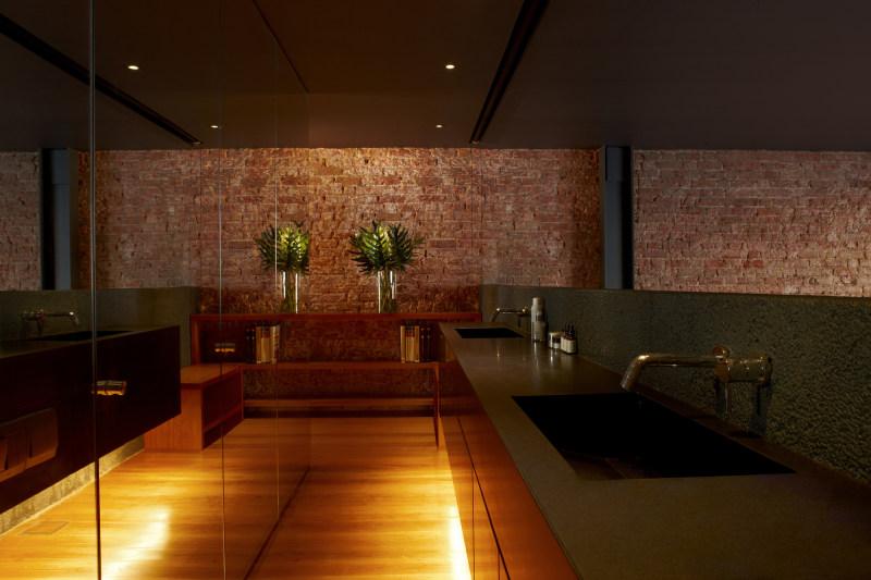新加坡『幸运书屋』工业风格室内设计实景图