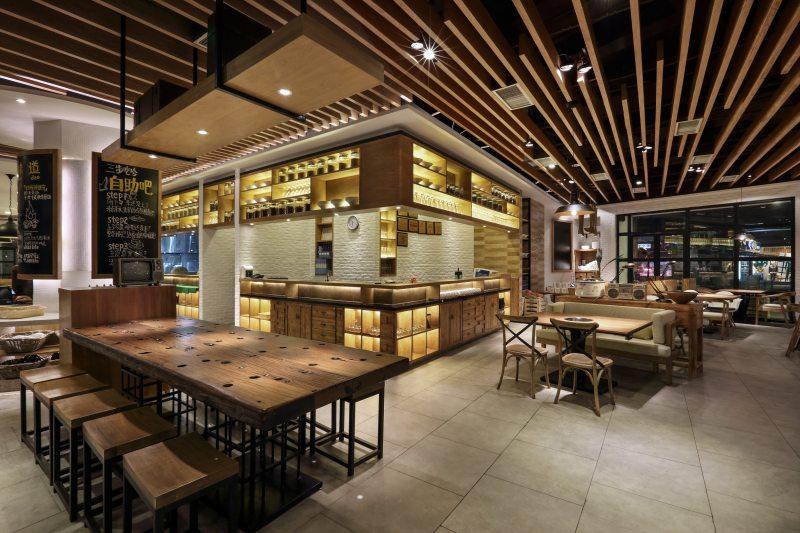 原创设计 室内装潢设计 办公空间 高效 自由 休闲 时尚 美式 工业风格