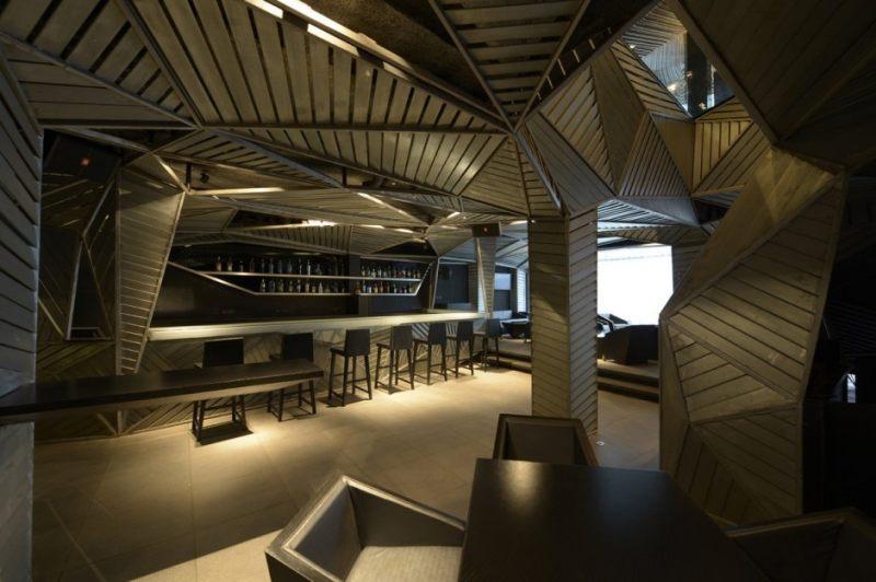 桑杰·普里--御夫座酒吧會所休閑娛樂類室內設計效果圖