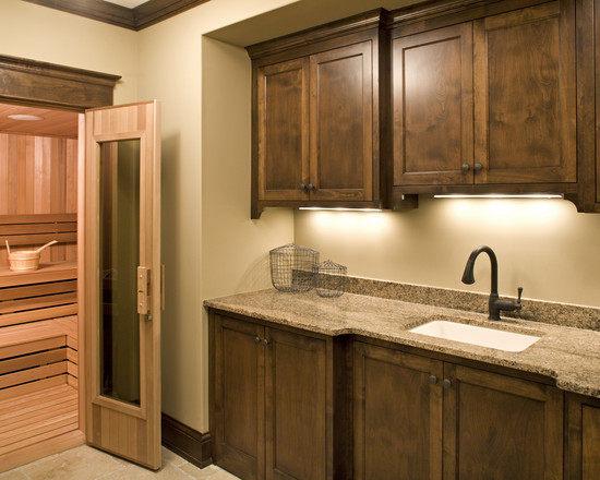 美国明尼苏达州merilane住宅田园风格室内住宅设计实景图