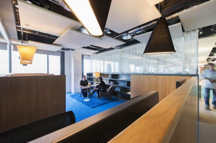 室内 办公空间装修 混搭风格 爱尔兰都柏林谷歌办公室  室内设计室内