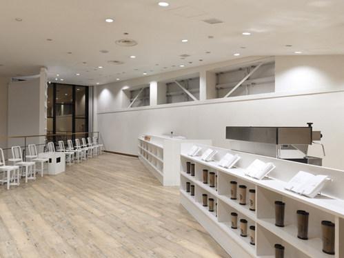 星巴克咖啡之旅现代风格室内设计实景图
