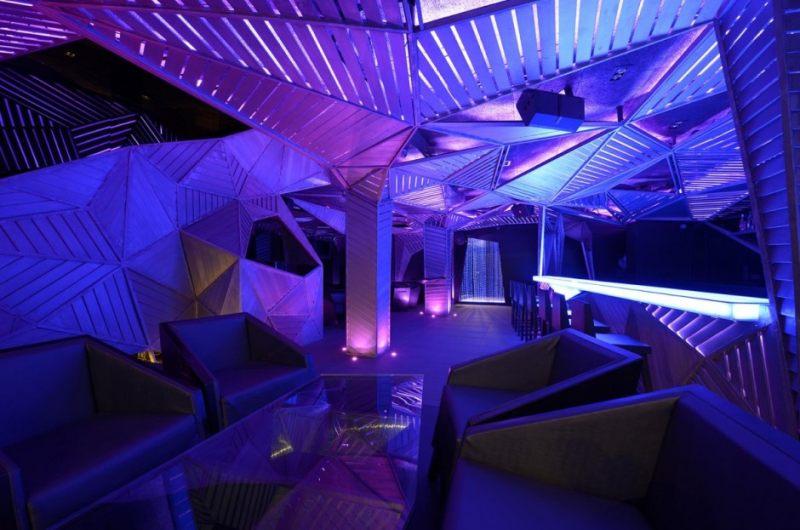 桑杰·普里--御夫座酒吧会所休闲娱乐类室内设计效果图