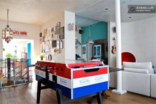 室内 住宅装修 田园风格 温室改建公寓田园风格室内住宅设计实景图