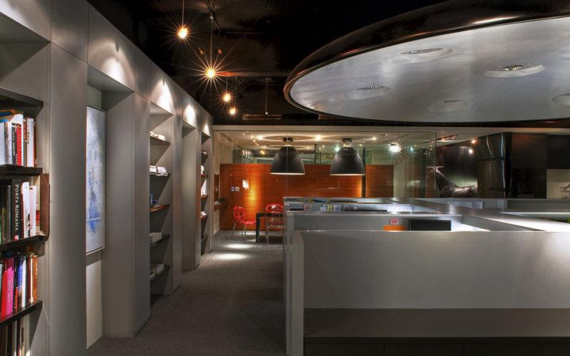 邱德光 70号 办公空间设计实景图