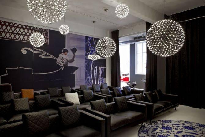 画廊设计方案 阿姆斯特丹的moooi画廊混搭风格展厅展览展示室内设计