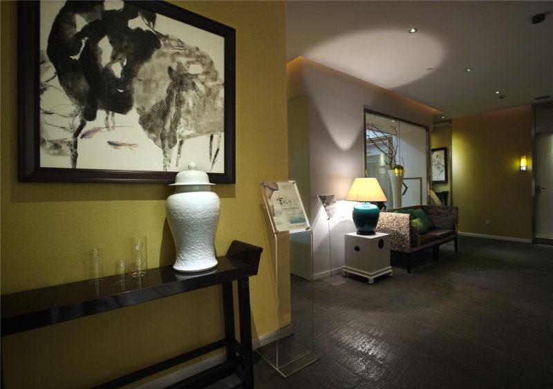 长沙-莲界女性spa瑜伽会所休闲娱乐类室内设计效果图