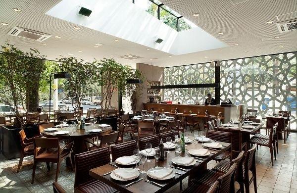 室内 餐饮会所类装修 现代风格 巴西manish阿拉伯风格餐厅现代风格