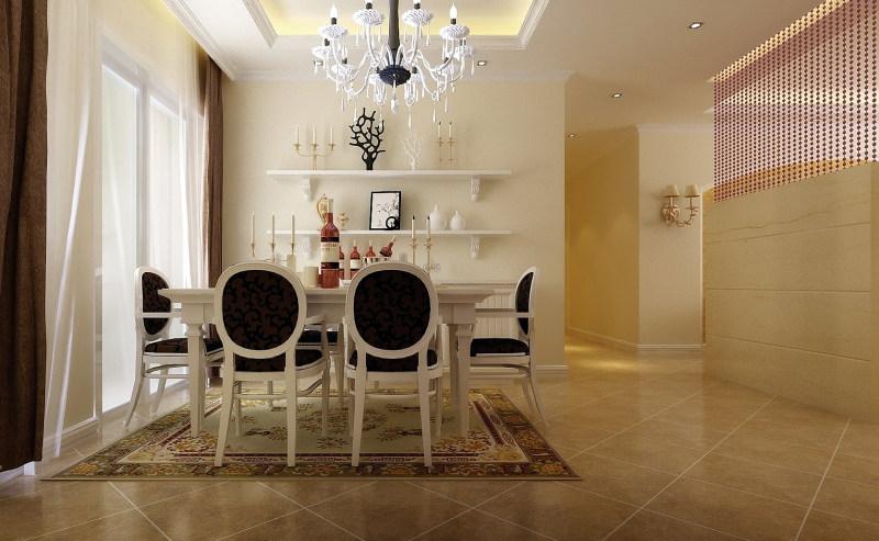 温馨古典欧式别墅家居装饰设计奢华欧式风格经典住宅艺术装饰设计室内