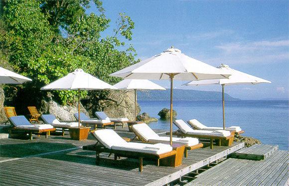 印度尼西亚巴厘岛安缦酒店 amanwana室内装饰装修设计实景图