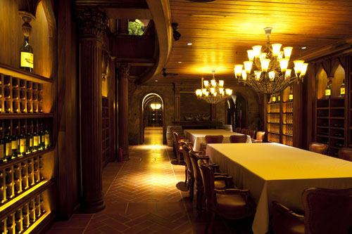 北京东方红酒窖休闲娱乐类室内设计效果图