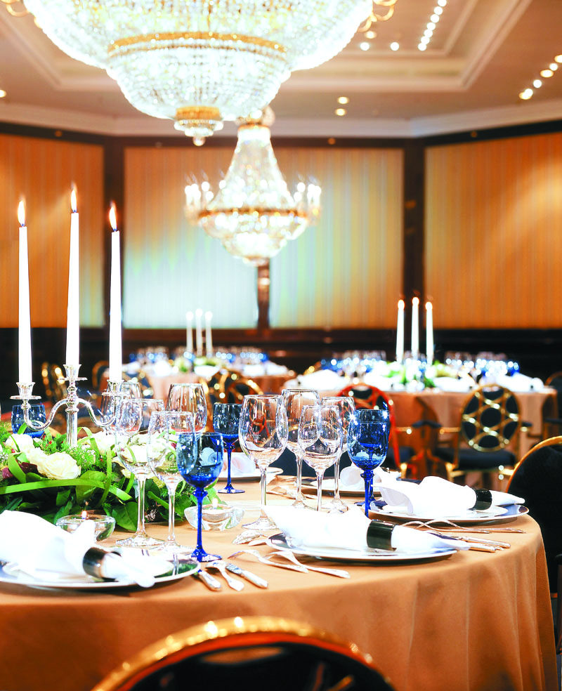 莫斯科丽思卡尔顿酒店欧式风格宾馆酒店室内装饰装修设计实景图