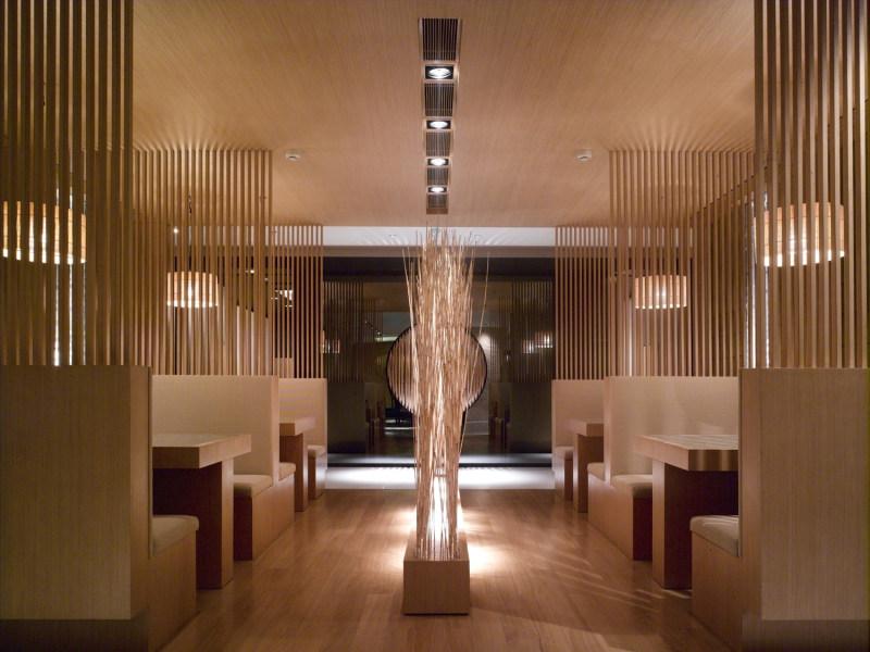 林伟而亚太获奖作品-nishimura餐厅中式风格室内装饰装修设计实景图