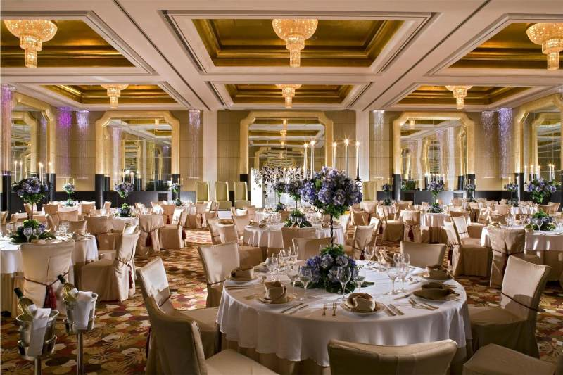 贵阳喜来登贵航酒店欧式风格宾馆酒店室内装饰装修设计实景图