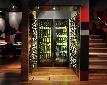 2010餐厅和酒吧设计奖工业风格室内装饰装修设计实景图