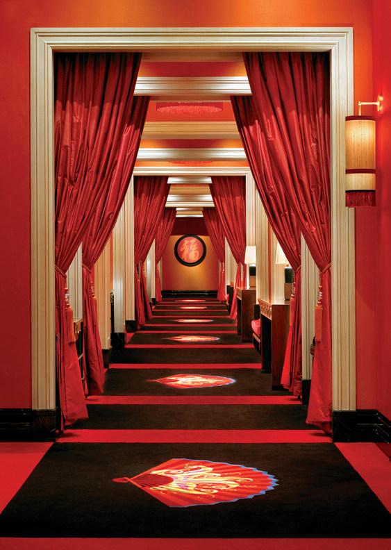 澳门永利酒店欧式风格宾馆酒店室内装饰装修设计实景图