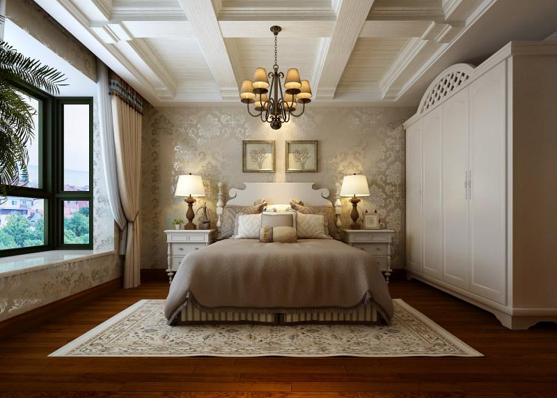 欧式风格经典住宅艺术装饰设计室内设计效果图实景图欧式风格住宅空间