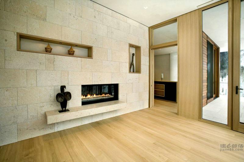 美国科罗拉多州住宅工业风格住宅公寓空间家装室内装饰装修设计实景图