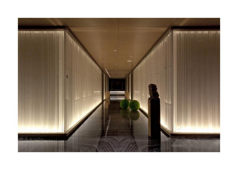 广州达镖国际办公楼-香港东仓设计 办公空间室内装饰装修设计实景图