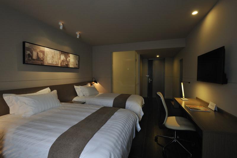 锦江4s-青岛酒店现代风格宾馆酒店室内装饰装修设计实景图